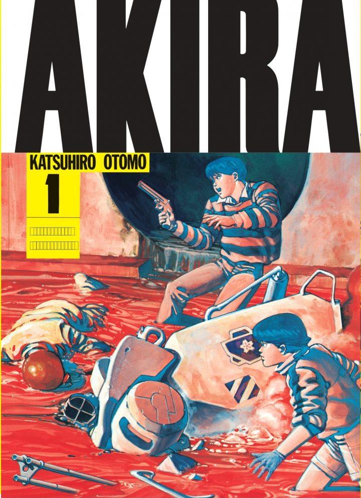 Akira, la nuova edizione del manga di Katsuhiro Otomo