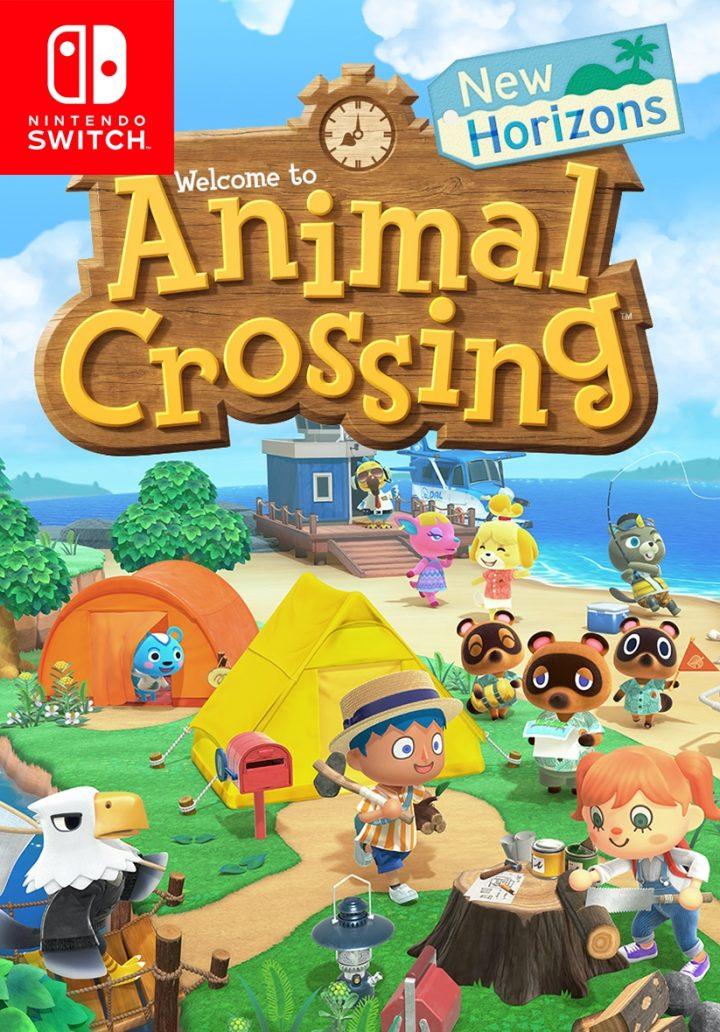 Animal Crossing New Horizons – Successo di vendite su Nintendo Switch