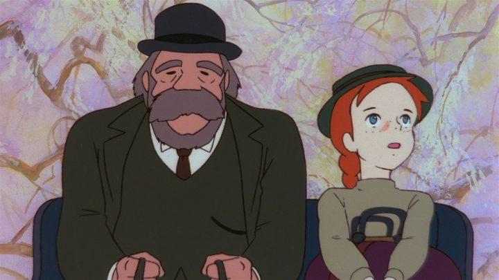 Sigle dei cartoni animati (o anime) plagio Anna dai capelli rossi