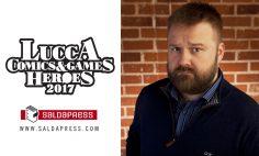 ROBERT KIRKMAN a Lucca Comics & Games