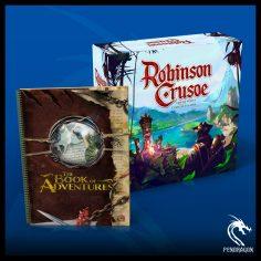 Robinson Crusoe Collector's Edition in italiano grazie a Pendragon