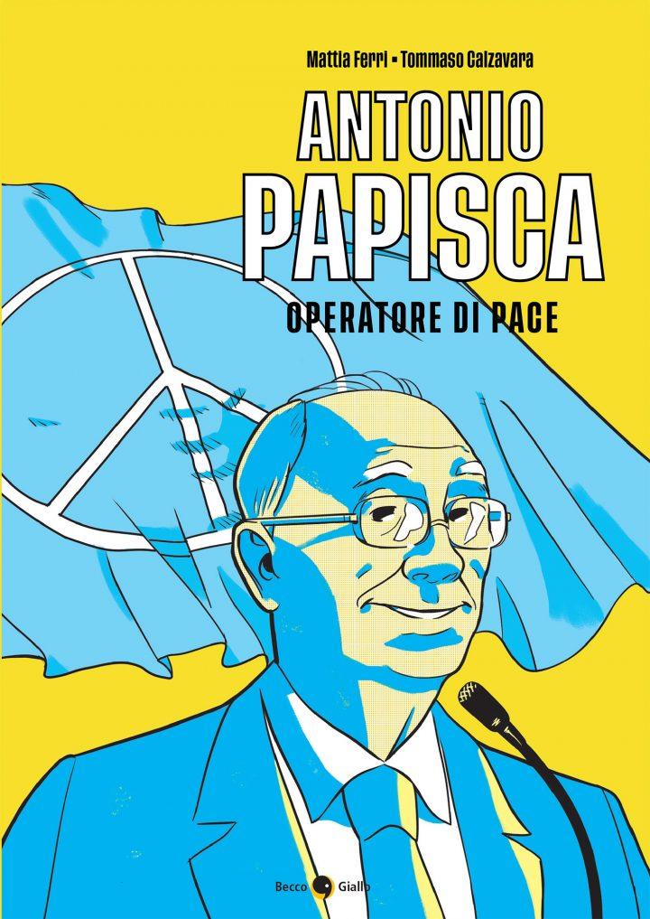 Giovanni Nervo e Antonio Papisca – Biografie a fumetti