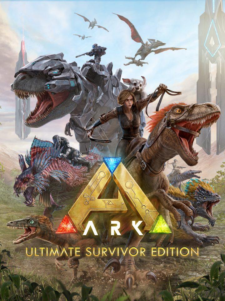 Ark: Ultimate Survivor Edition in edizione fisica su Ps4 e XBOX One