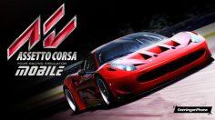 Assetto Corsa Mobile su dispositivi iOS!