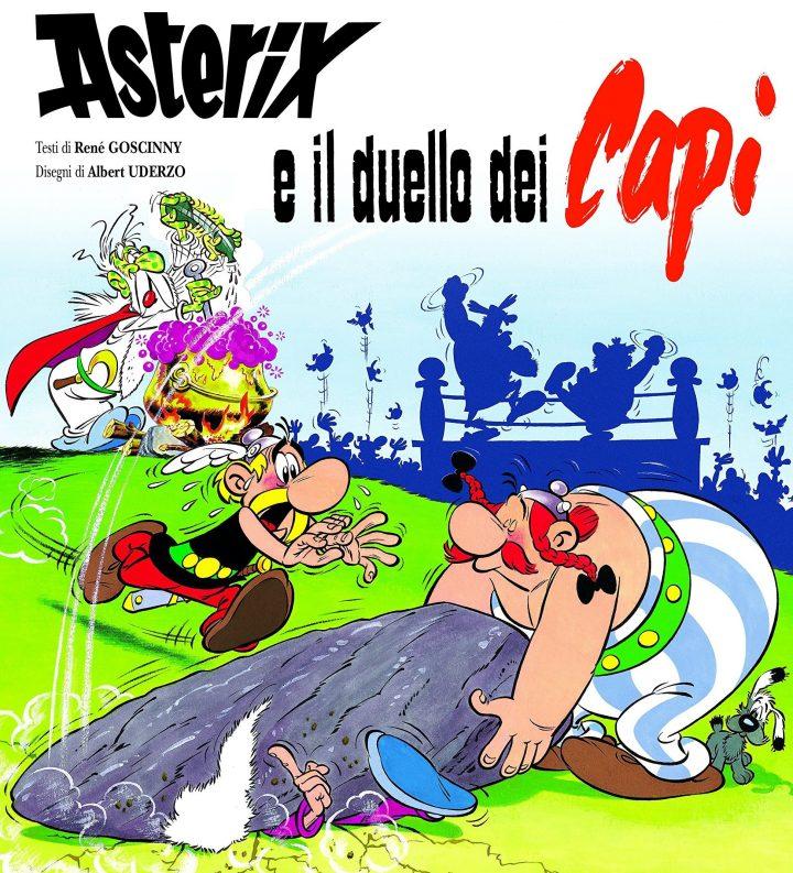 Asterix e il duello dei capi arriva su Netflix