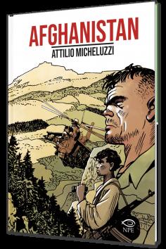 Afghanistan di Attilio Micheluzzi