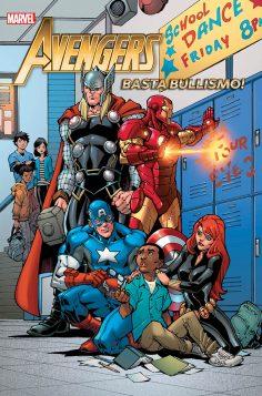 Panini Comics – Avengers: Basta Bullismo!