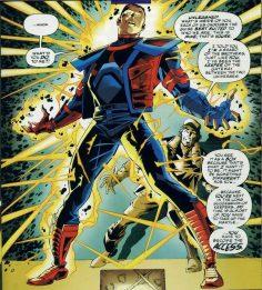 Access: lo strano caso del supereroe Marvel e Dc Comics