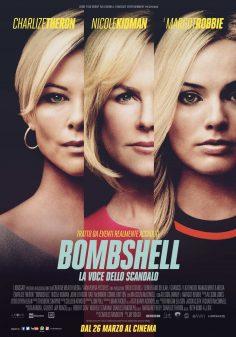 """Bombshell"" con Charlize Theron, Nicole Kidman e Margot Robbie sarà il film d'apertura del BIF&ST"