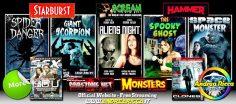 In uscita, gratuitamente, la nuova raccolta di film di fantascienza, horror, fantasy