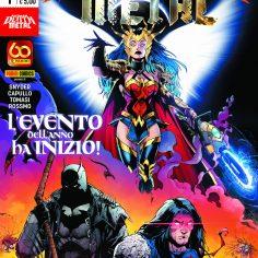 BATMAN: DEATH METAL – Da giovedì 25 marzo la miniserie evento che porterà tutti i lettori nel Metalverso DC