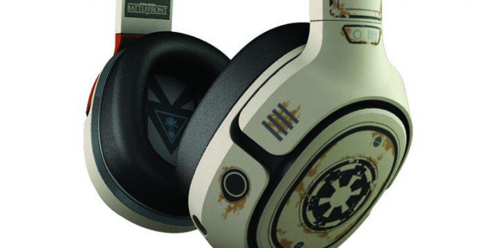 Le cuffie di Star Wars Battlefront