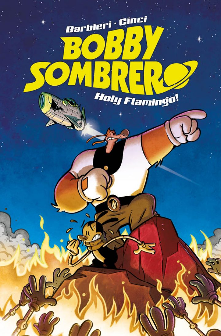 PANINI COMICS presenta BOBBY SOMBRERO