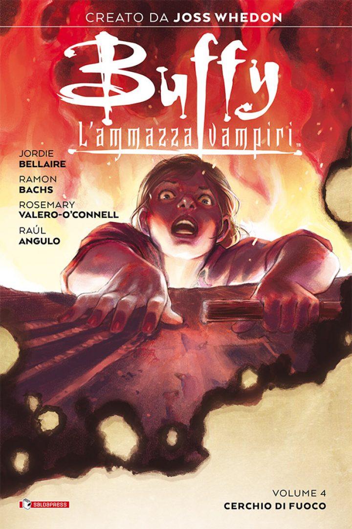 Buffy – L'ammazavampiri: il quarto volume del reboot a fumetti