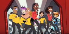 Star Trek: Lower Deckssu Amazon Prime Video
