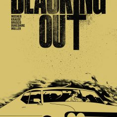 Star Comics – in uscita Blacking out di Chip Mosher e Peter Krause