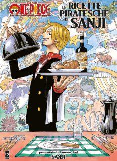 Le ricette piratesche di Sanji in uscita per Star il 29 ottobre