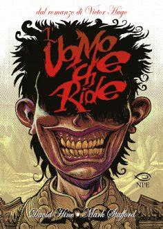 L'uomo che ride, l'adattamento a fumetti del romanzo che ha ispirato il Joker