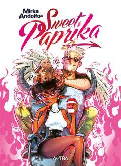 In uscita il prossimo 19 maggio Sweet Paprika di Mirka Andolfo