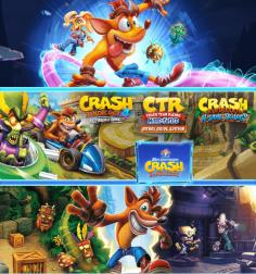 Crashiversary: il Bundle per i 25 anni di Crash!