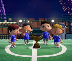 Calciopea: Gli europei secondo Animal Crossing