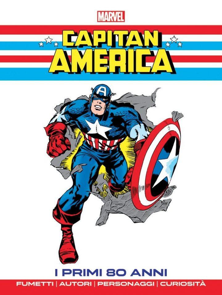 Capitan America: i primi 80 anni