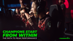 Razer: Champions Start from Within