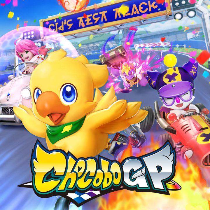 Chocobo GP su Nintendo Switch nel 2022