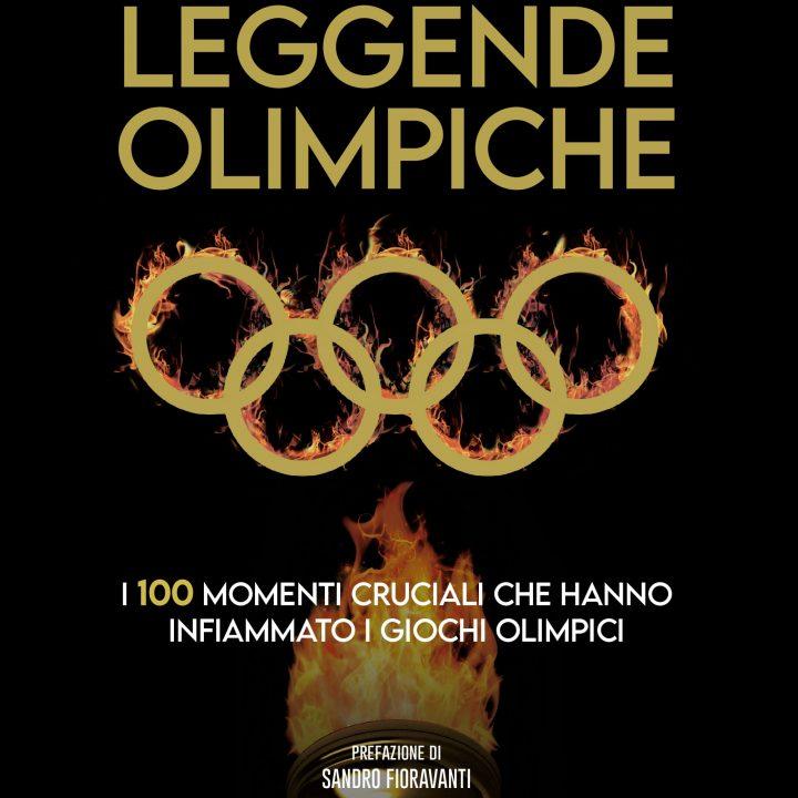 """A un mese dall'apertura delle Olimpiadi di Tokyo arriva in libreria """"Leggende Olimpiche"""" di Vigorito"""