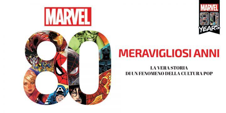 Panini per gli 80 anniMarvel Comics