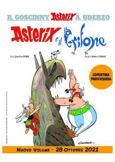 Asterix e Il Grifone, in arrivo il 28 ottobre