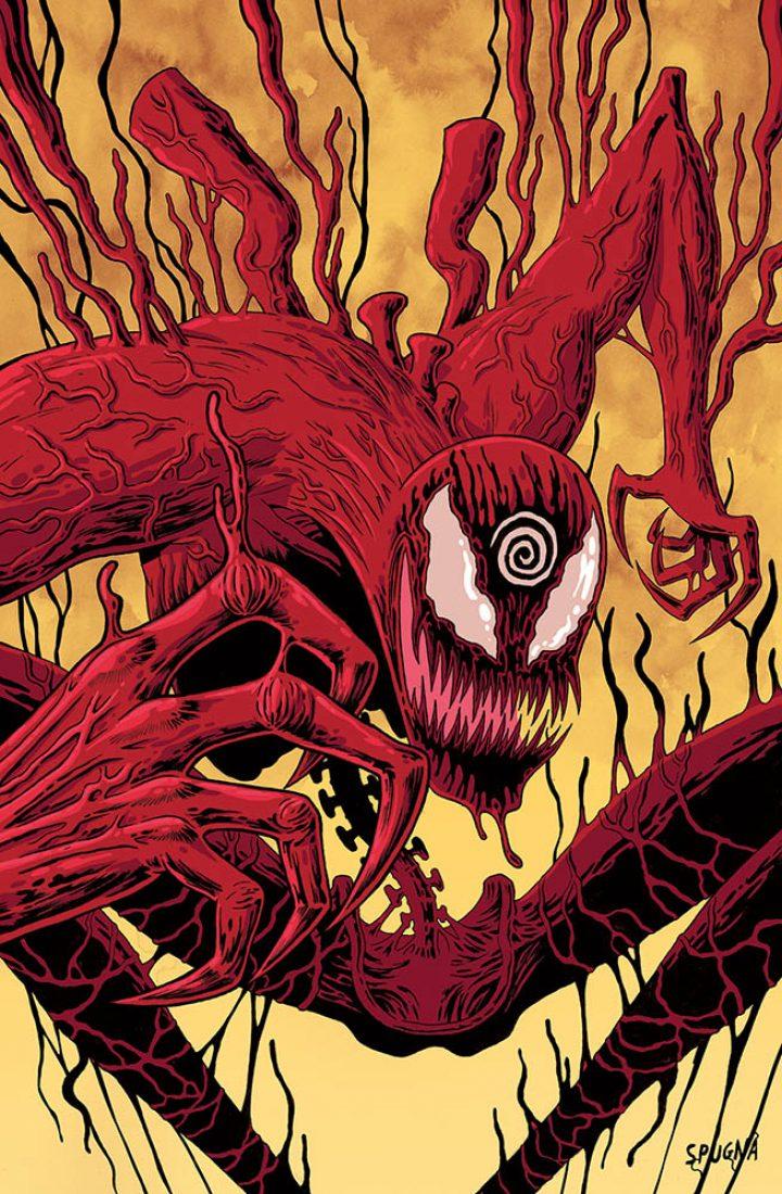 PANINI COMICS presenta ABSOLUTE CARNAGE, la nuova miniserie evento Marvel con le variant cover di ZEROCALCARE e SPUGNA