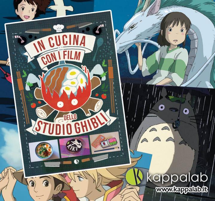 In cucina con i film dello Studio Ghibli