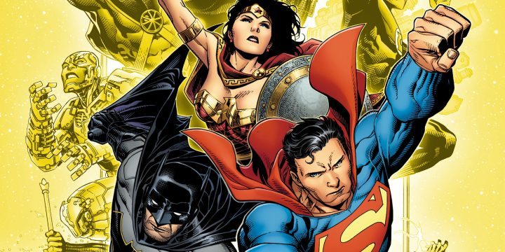 Inizia l'era DC Panini Comics