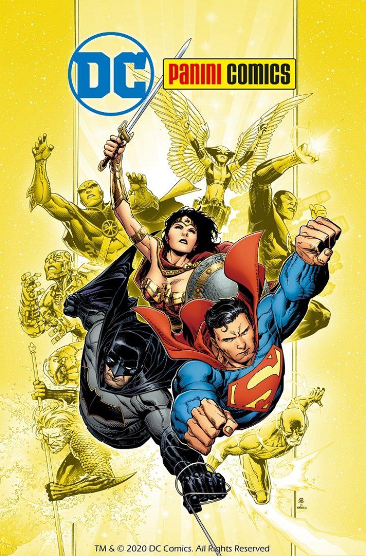 Il matrimonio tra Panini Comics e DC