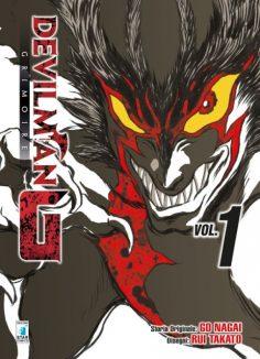 Devilman G – Grimoire N. 1: La genesi del demone