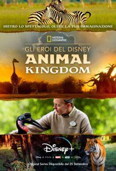 GLI EROI DEL DISNEY ANIMAL KINGDOM DI NATIONAL GEOGRAPHIC DEBUTTERÀ SU DISNEY+ IL 25 SETTEMBRE