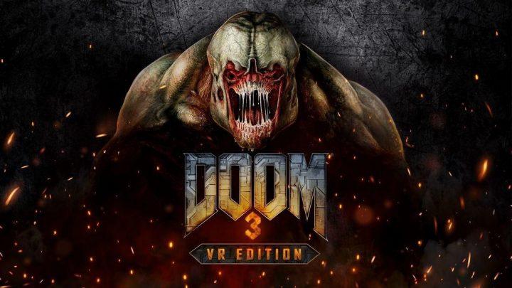 DOOM 3:VR Edition suPlayStation VR
