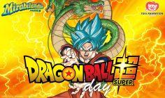 DRAGON BALL SUPER DAY a Mirabilandia