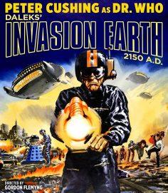 Daleks Invasion Earth 2150 AD. / Daleks – Il futuro fra un milione di anni