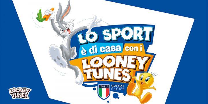 Lo Sport è di Casa con i Looney Tunes