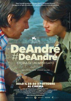 DEANDRÉ#DEANDRÉ Storia di un impiegato a ottobre al cinema
