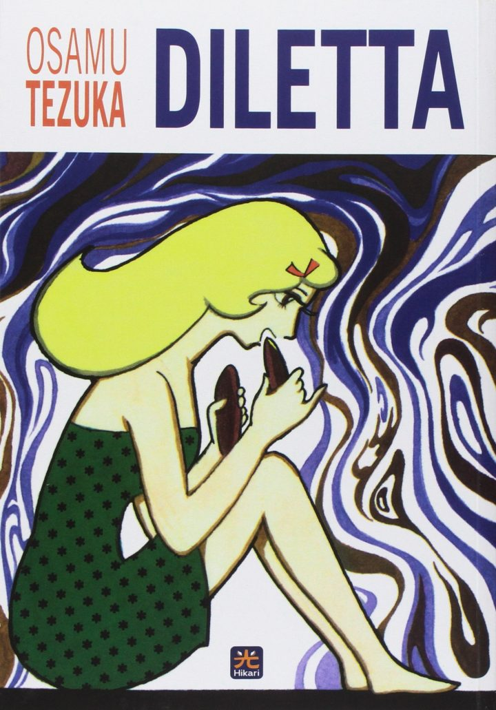 Diletta, il capolavoro comico diOsamu Tezuka