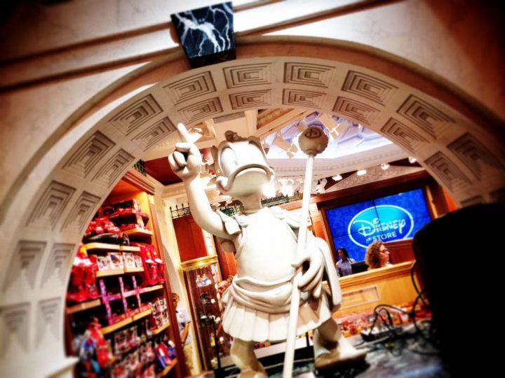 Addio ai Disney Store!