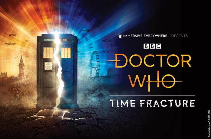 Doctor Who: Time Fracture dal 26 maggio