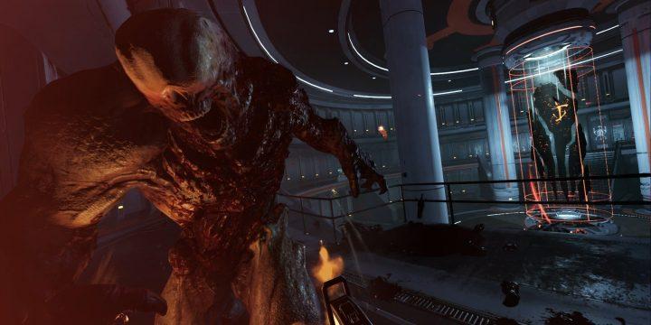 Doom Vfrdisponibile per PlayStation VR e Htc Vive
