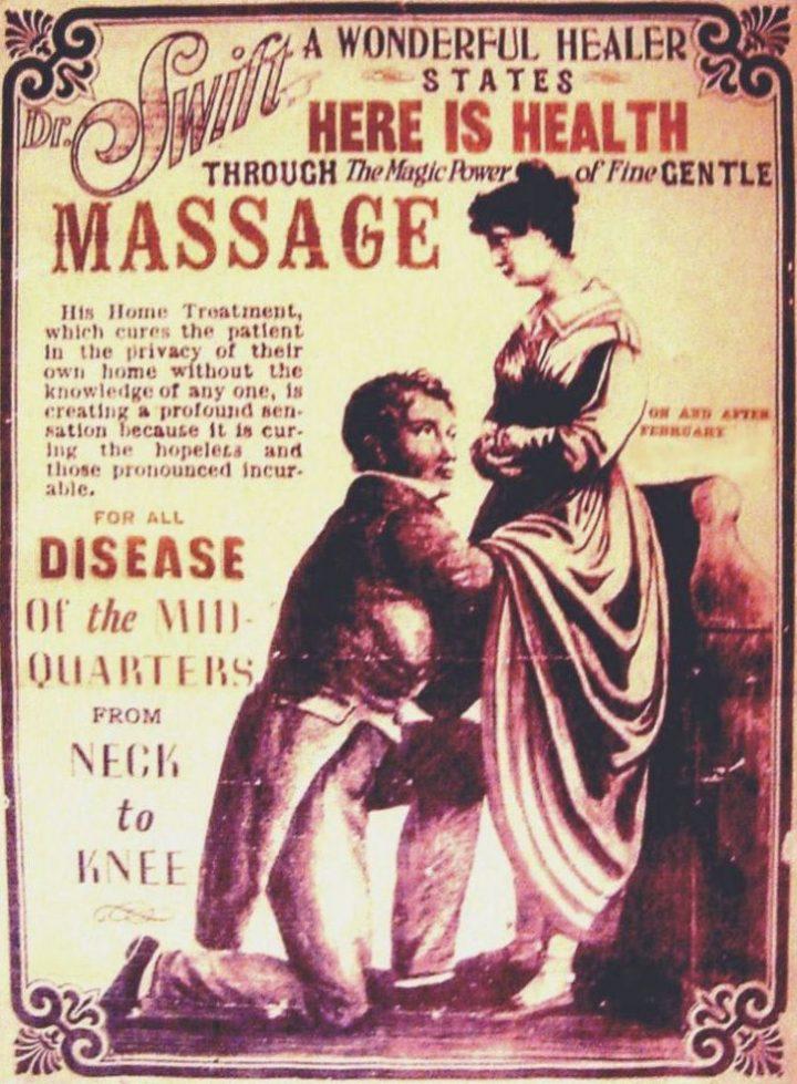 Come si curava l'Isteria nell'epoca Vittoriana?