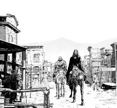 LANCIOSTORY IN AMERICA: Dracula in the west pubblicato da Antarctic Press
