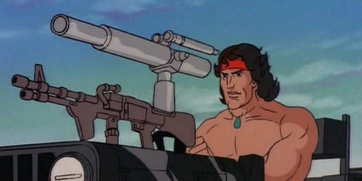 Rambo the Force of Freedom