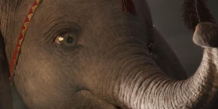 Il nuovo trailer di Dumbo